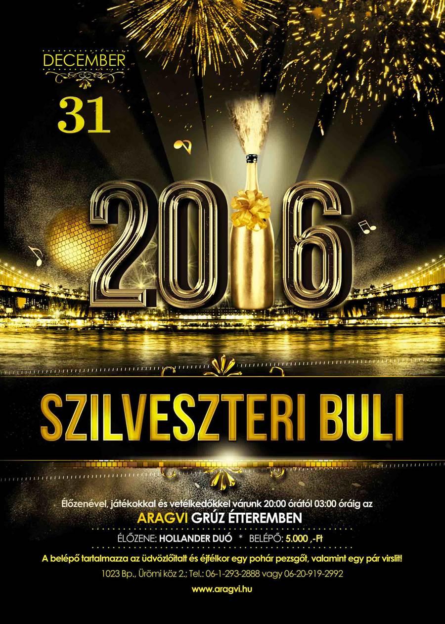 Szilveszteri Buli